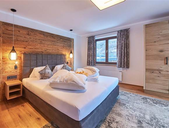 Gemütliches Zimmer im Salzburger Land