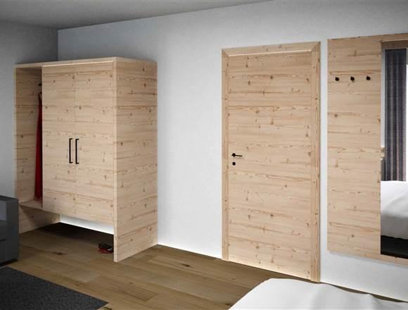 Doppelzimmer in Hinterglemm