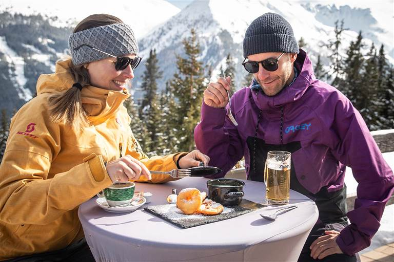 Ski holidays in Saalbach Hinterglemm for two