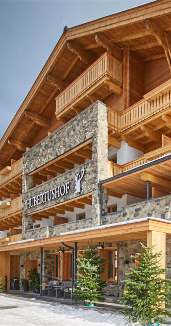 Hotel Hubertushof In Saalbach Hinterglemm In The Salzburger Land
