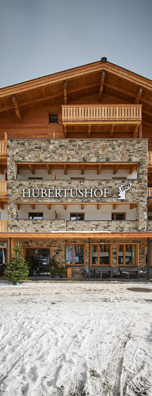 Hotel Hubertushof outdoor view