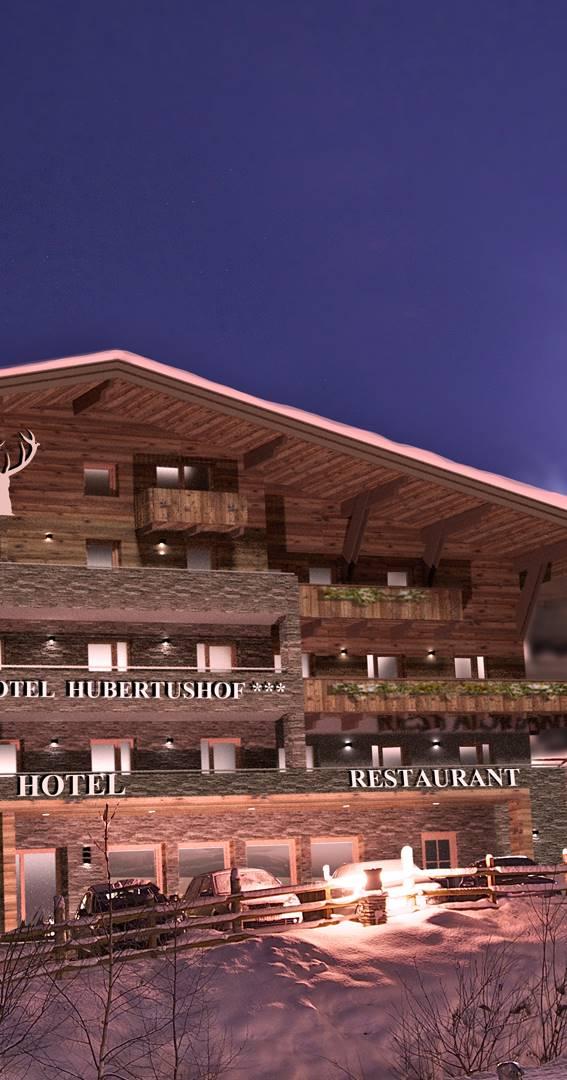 Hotel Hubertushof Außenaufnahme